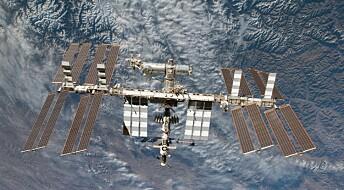 Russisk romfartøy ute av kontroll