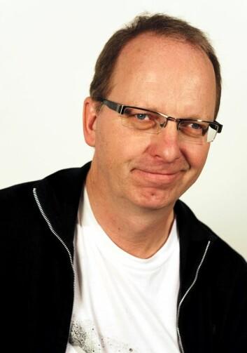 Göran Sundqvist. (Foto: Ram Gupta, Universitetet i Oslo)