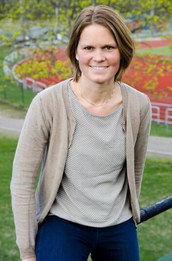 Ane Kristiansen Solbraa. (Foto: Andreas Birger Johansen)