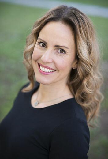 Kirsti Riiser har utviklet og forsket på aktivitetsprogrammet <em>Young &amp; Active</em>. (Foto: Sonja Balci)