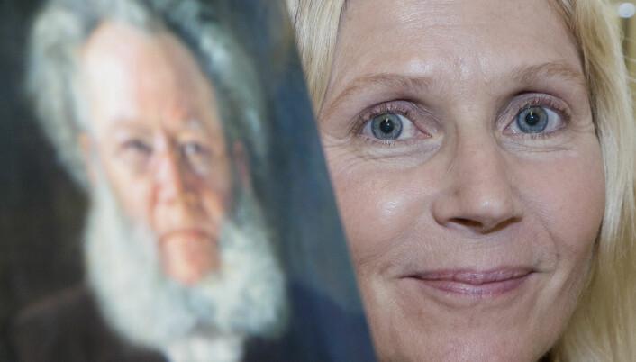 - I dag står Ibsens forfatterskap sterkere i skolen i Kina enn i Norge, og «Nora» er et kjent begrep blant kinesere flest, sier UiT-forskeren, Lisbeth Pettersen Wærp. (Foto: UiT Norges arktiske universitet)