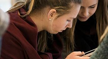 Storrengjøring i hjernen hos tenåringer