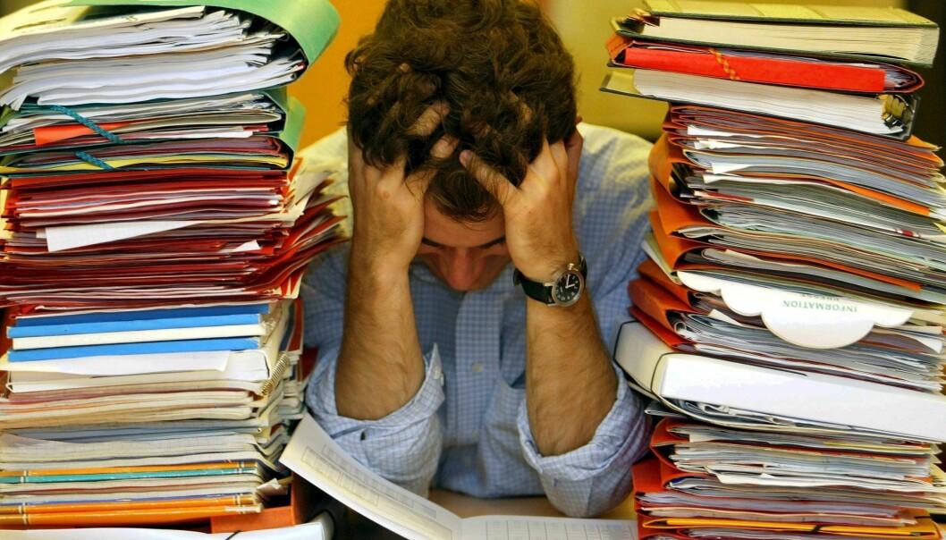 Kan stress være dødelig?
