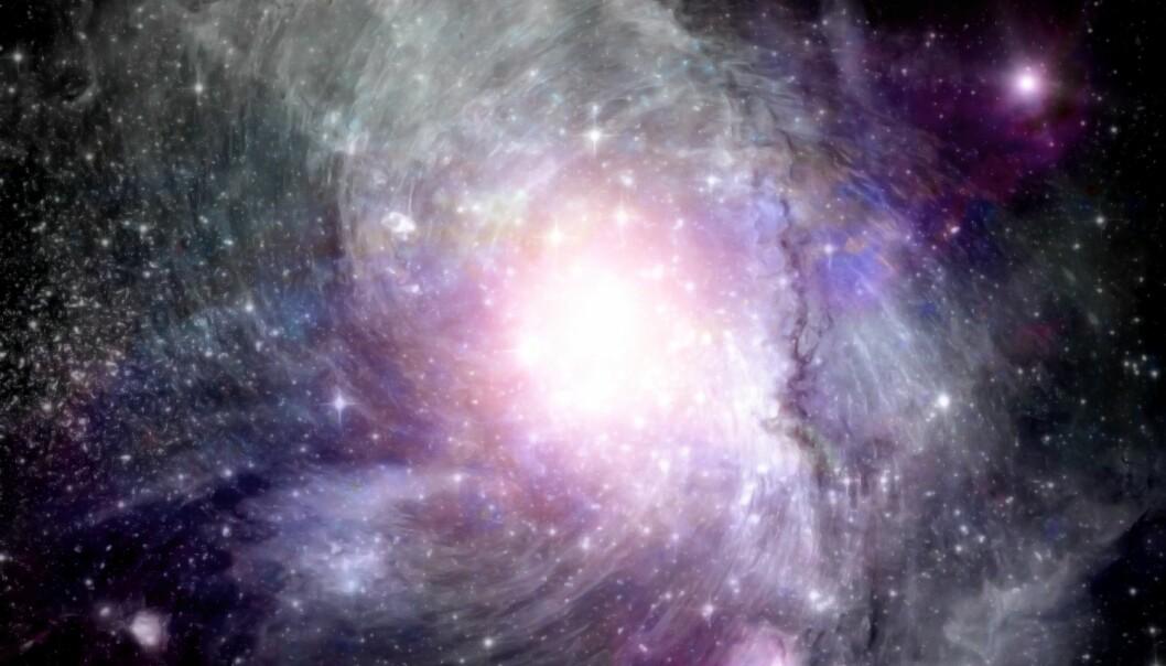 Gigantisk tomrom oppdaget i universet