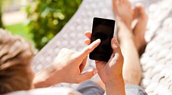 En myte at solstormer kan drepe mobilen din