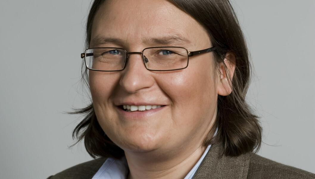 – Ettersom en like stor andel består doktorgraden nå som tidligere, går jeg ut fra at kvaliteten ikke har blitt dårligere, sier prorektor Ragnhild Hennum ved Universitetet i Oslo (UiO). UiO måler ikke kvaliteten på doktorgradsprogrammene sine. (Foto: UiO)