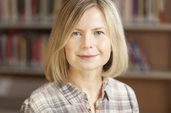 Ingrid Smette er forsker ved velferdsforskningsinstituttet NOVA og har undersøkt miljøet i to tiendeklasser til doktorgradsarbeidet sitt.  (Foto: NOVA)