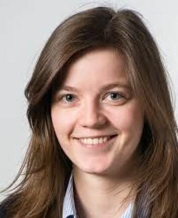 Ida Skrine Leren forsker på arvelige hjertesykdommer som kan føre til livstruende hjerterytmeforstyrrelser.  (Foto: Oslo universitetssykehus)