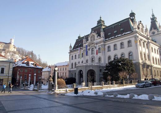 Slovenia er et bra sted for norske studenter
