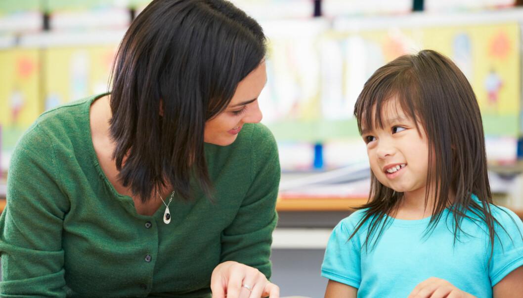 - Hvor du vokser opp vil prege hvordan du fortolker bildene i en bok, sier språkforsker Trude Hoel. Hun er kritisk til bruken av en bestemt metode for å vurdere barnas språkutvikling og fortellerkompetanse.  (Foto: Microstock/NTB scanpix)