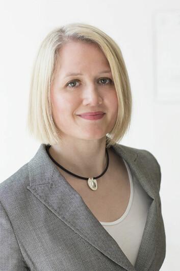 Nanette Nielsen. (Foto: UiO)