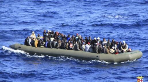 Slik vil forskerne unngå at flere båtflyktninger drukner