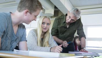 I dag vet skoleforskere mye om hva som virker – og hva som ikke virker – dersom elever skal bli dyktigere på skolen.  (Illustrasjonsfoto: Berit Roald/NTB Scanpix)