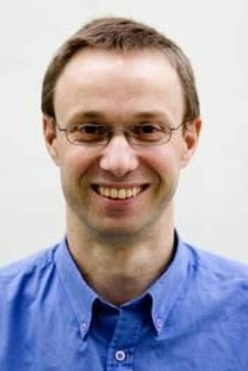 Førsteamanuensis Arne Solli, Institutt for arkeologi, historie, kultur- og religionsvitenskap, UiB.  (Foto: UiB)
