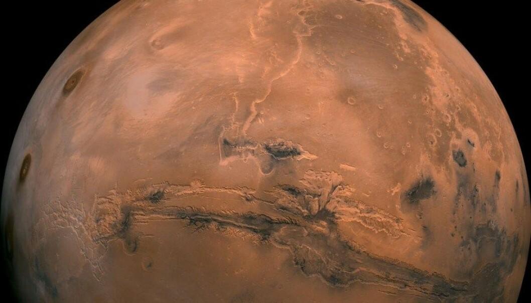 «Mars 2020» skal sende et kjøretøy til Mars. I tillegg kommer et instrument som skal lage fritt oksygen.  (Foto: NASA/JPL-Caltech)
