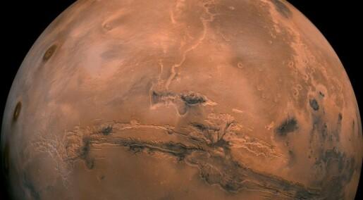 Slik vil forskerne lage oksygen på Mars