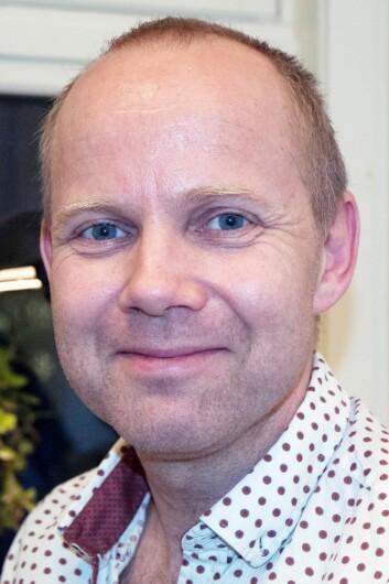 Svein Arild Vis har forsket på i hvilken grad barn blir hørt i barnevernssaker.  (Foto: Karine Nigar Aarskog)