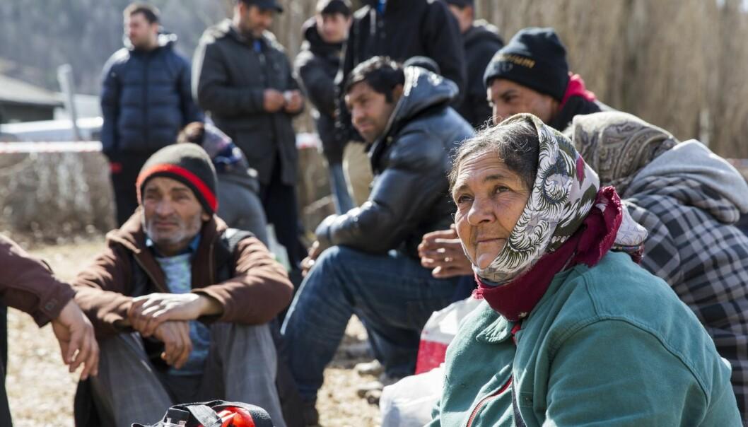 Fortidas fornorskingspolitikk innebar blant annet at staten forsøkte å tvinge nomadiske eller omreisende samer, romani og rom til å bli bofaste. Dette har satt sine spor, ifølge forskere ved Institutt for samfunnsforskning.  (Foto: Berit Roald, NTB scanpix)