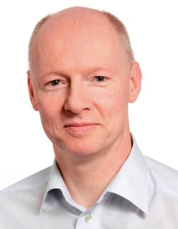 Professor Harald A. Stenmark. (Foto: Terje Heiestad)