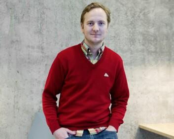 Mathias Ekström meiner at avdelingane skulle ha endra innstillingane til dei meir miljøvenlege – også for å spare pengar. (Foto: Helge Skodvin)