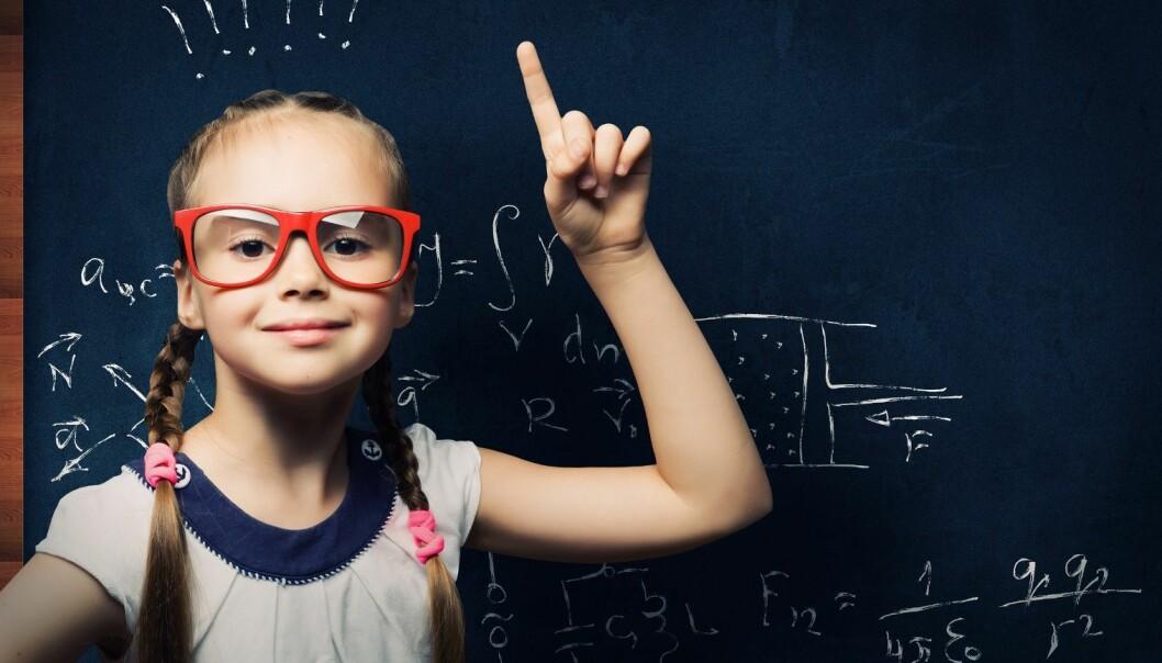 Samtalen inspirerer elevene til å tenke. (Foto: Microstock/NTB scanpix)