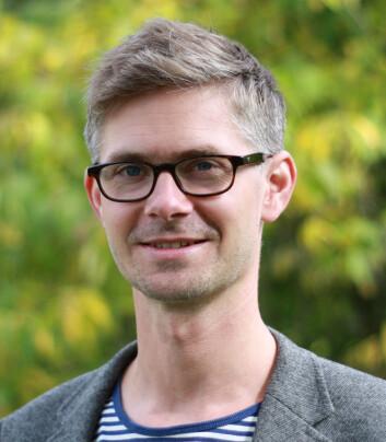 Sven Tore Kloster tror på en mer mangfoldig kristendom. (Foto: UiO)