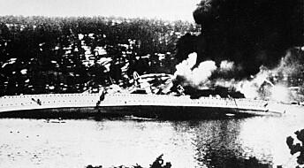 9. april: Norge satte ny rekord i motstand mot tyskerne