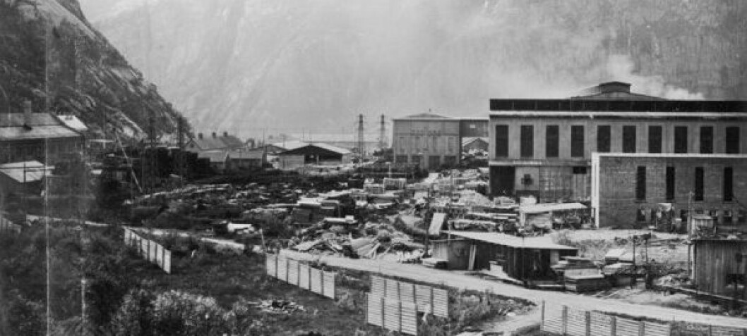 Tyske krigsplaner fikk norsk drahjelp