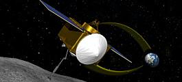 Kinesiske måneprøver og amerikanske asteroideprøver