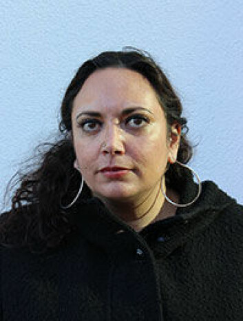 Mona Abdel-Fadil, postdoktor, Institutt for medier og kommunikasjon, UiO. (Foto: Olaf S. Christensen)