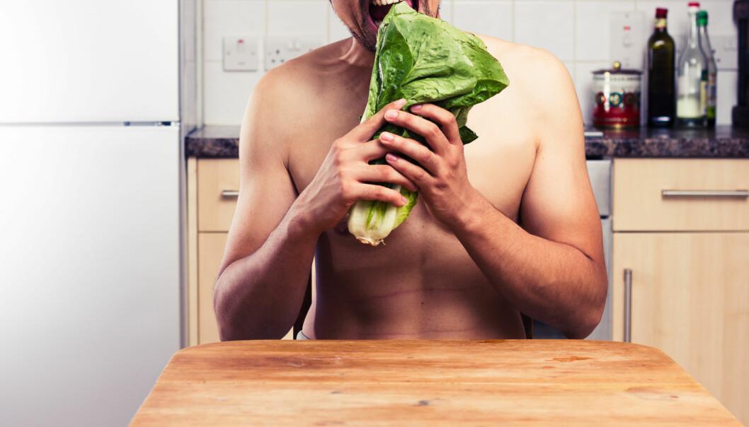 Forskerne er fremdeles ikke sikre på hvorfor grønnsaker er så sunt. (Foto: Microstock)