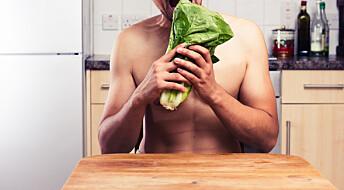 Vegetarmat forebygger kreft