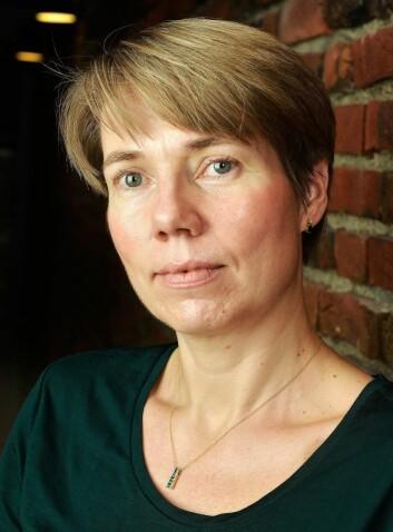 Anne Skevik Grødem har lært balterne om nordisk familiepolitikk. (Foto: Institutt for samfunnsforskning)