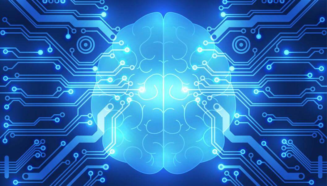Hjernen består av hundre milliarder celler, og hver av dem har tusenvis av kontakter. Vi trenger derfor matematiske modeller for å fylle inn alle de punktene vi ikke kan måle, for å kunne få en full forståelse av samspillet mellom dem. (Foto: Microstock)