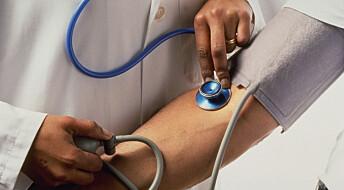 Like viktig å måle blodtrykket når du er i aktivitet