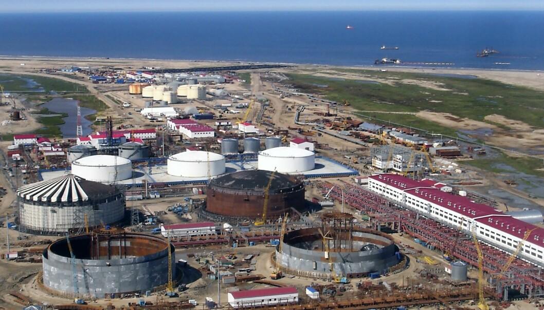 Industrivirksomhet kan føre til store omveltninger i småsamfunn i Arktis, som her i Russland.  (Foto: Dorothee Ehrich)