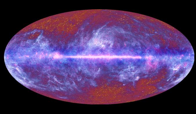 Stoffet som forener universet