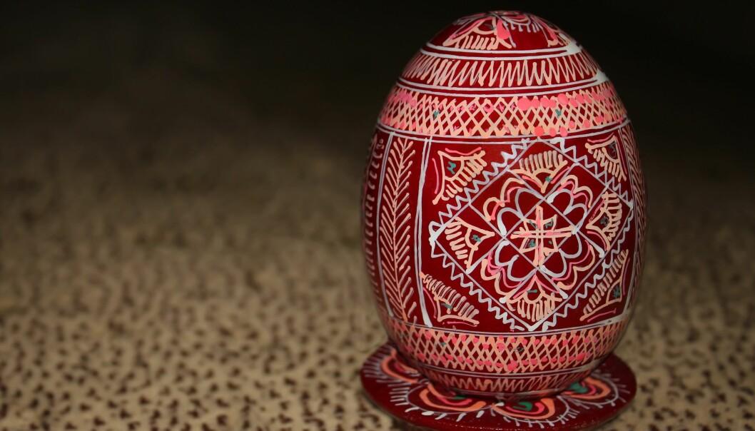 I påsken feirer de kristne en høytid som opprinnelig var et jødisk ritual til minne om utvandringen fra Egypt.  (Foto: Colourbox)