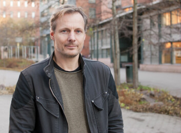 Journalistikk-professor Steen Steensen forsvarer Fredrik Skavlans fremgangsmåte i innslaget med lederen av Sverigedemokraterna, Jimmie Åkesson. (Foto: Sonja Balci)