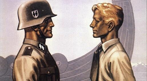 Nazi-ideologien var avgjørende for frontkjemperne