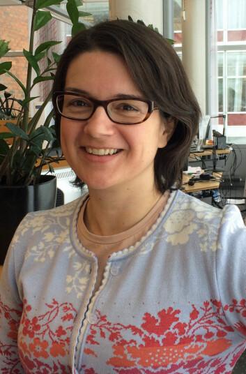 Irena Jakopanec peker på at de som har andre seksuelt overførbare sykdommer, som syfilis og gonoré, er lettere mottakelige for hiv-viruset. (Foto: Davis Volent Lindberg)