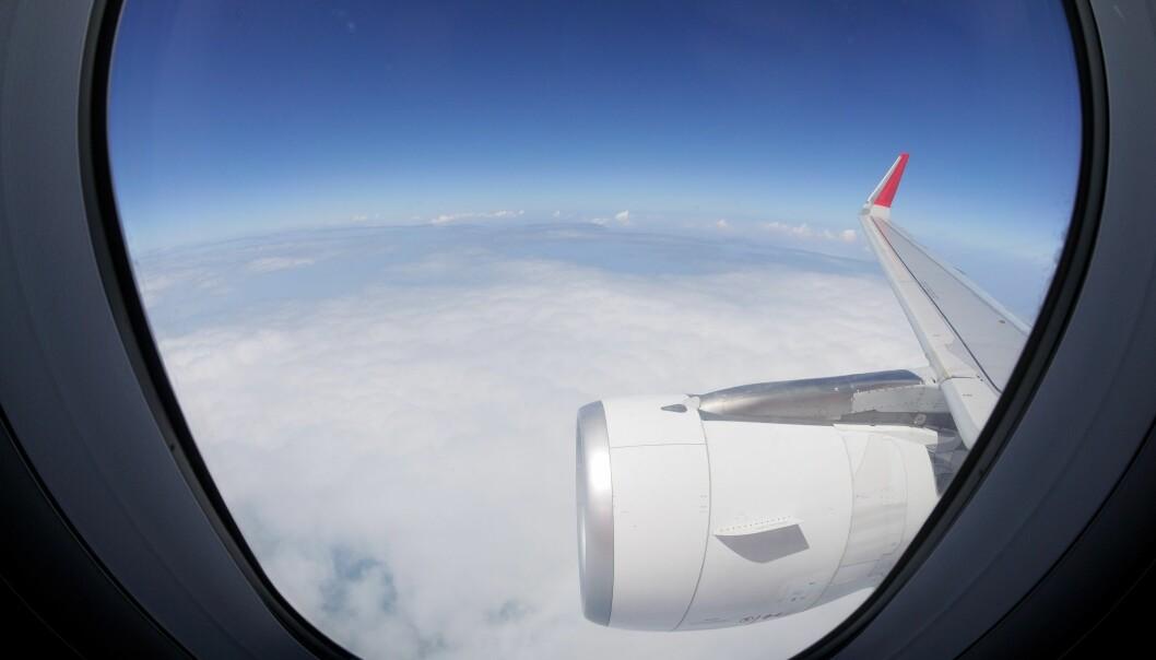 Skal vi være bekymret? Store flyulykker gjør oss nervøse. Men en gjennomgang av statistikkene viser at risikoen er lavere enn noensinne.  (Foto: Colourbox)