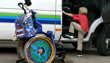 Barn med funksjonsnedsettelser ønsker å gjøre det samme som alle andre barn.  (Foto: Hartmut Schwarzbach, Samfoto Argus/NTB scanpix)