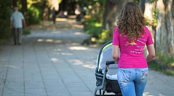 Kontantstøtte ga ingen babyboom