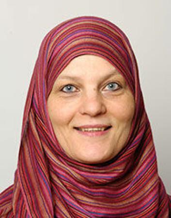 Nora S. Eggen, førstelektor i arabisk, Universitetet i Oslo. Foto: UiO