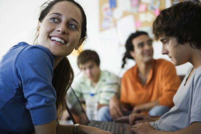 Kronikkforfatteren oppfordrer norske studenter til å ta i bruk det nye EU-programmet Erasmus . (Foto: Colourbox)