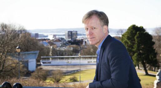 Nytt fra akademia: Curt Rice blir ny rektor på Høgskolen i Oslo og Akershus