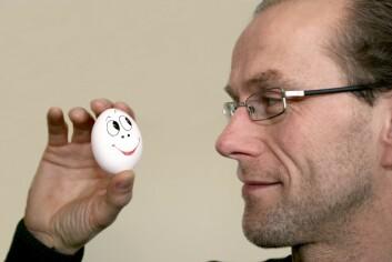 Birger Svihus er professor i ernæring ved NMBU. (Arkivfoto: Janne Karin Brodin)