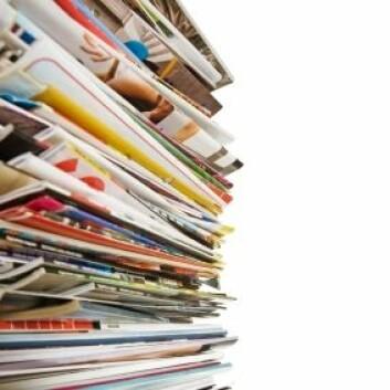 Den viktigste arenaen for forskersamtaler: tidsskriftene. (Illustrasjonsfoto: Istockphoto)