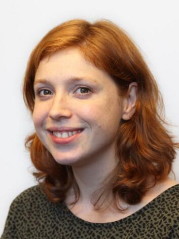 Cecilie Smith Svanevik ved Universitetet i Bergen foreslår å lage farse av fisk med rundorm. (Foto: Nifes)